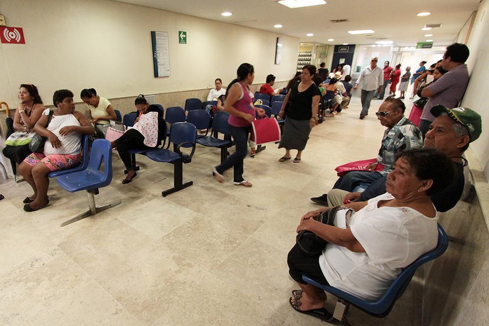 Hasta Resident Evil tiene mejores condiciones que el Hospital de Veracruz: familiar de paciente