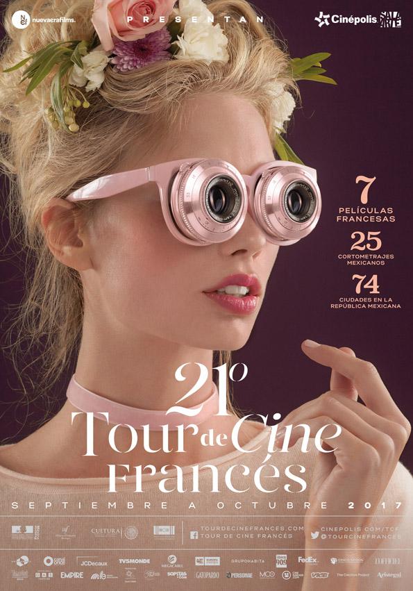 Tour de Cine Francés en Xalapa