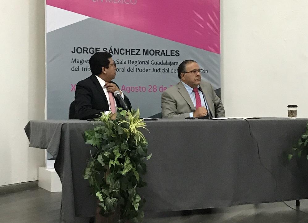 Partidos deben regular los tiempos de reelección de diputados: Sánchez
