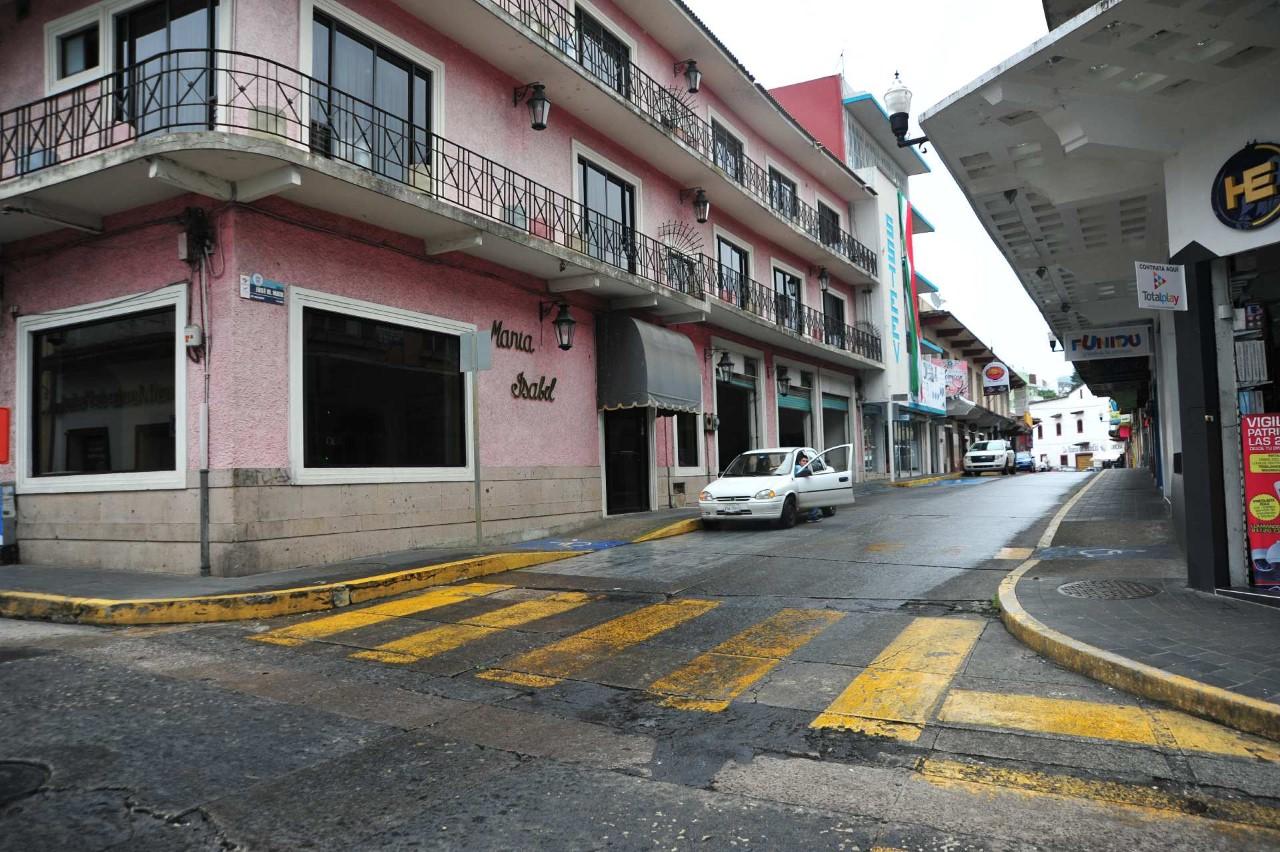 Este lunes se cerrará a la circulación Xalapeños Ilustres, entre Insurgentes y Carrillo Puerto