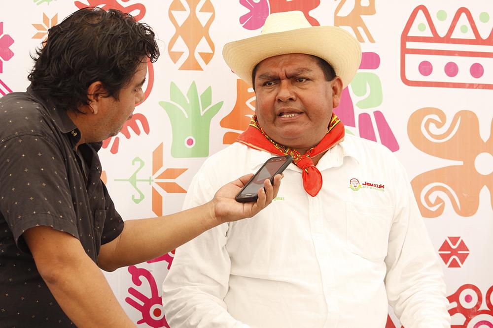 Indígenas Nahuas y Popolucas de Veracruz se unen contra el fracking
