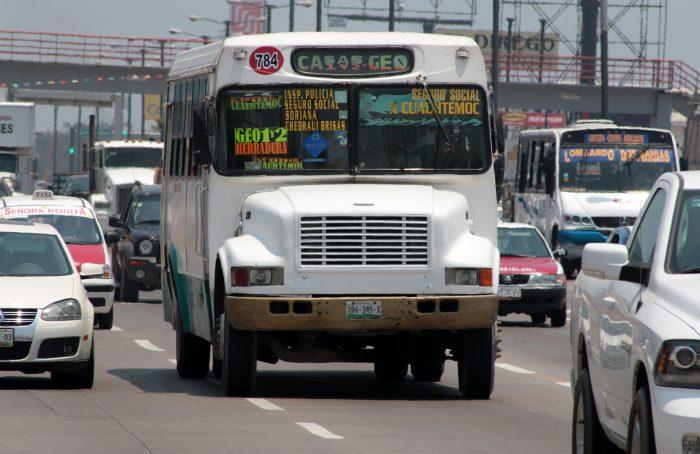 Suspenden a 100 choferes por consumo de drogas en Boca del Río-Veracruz