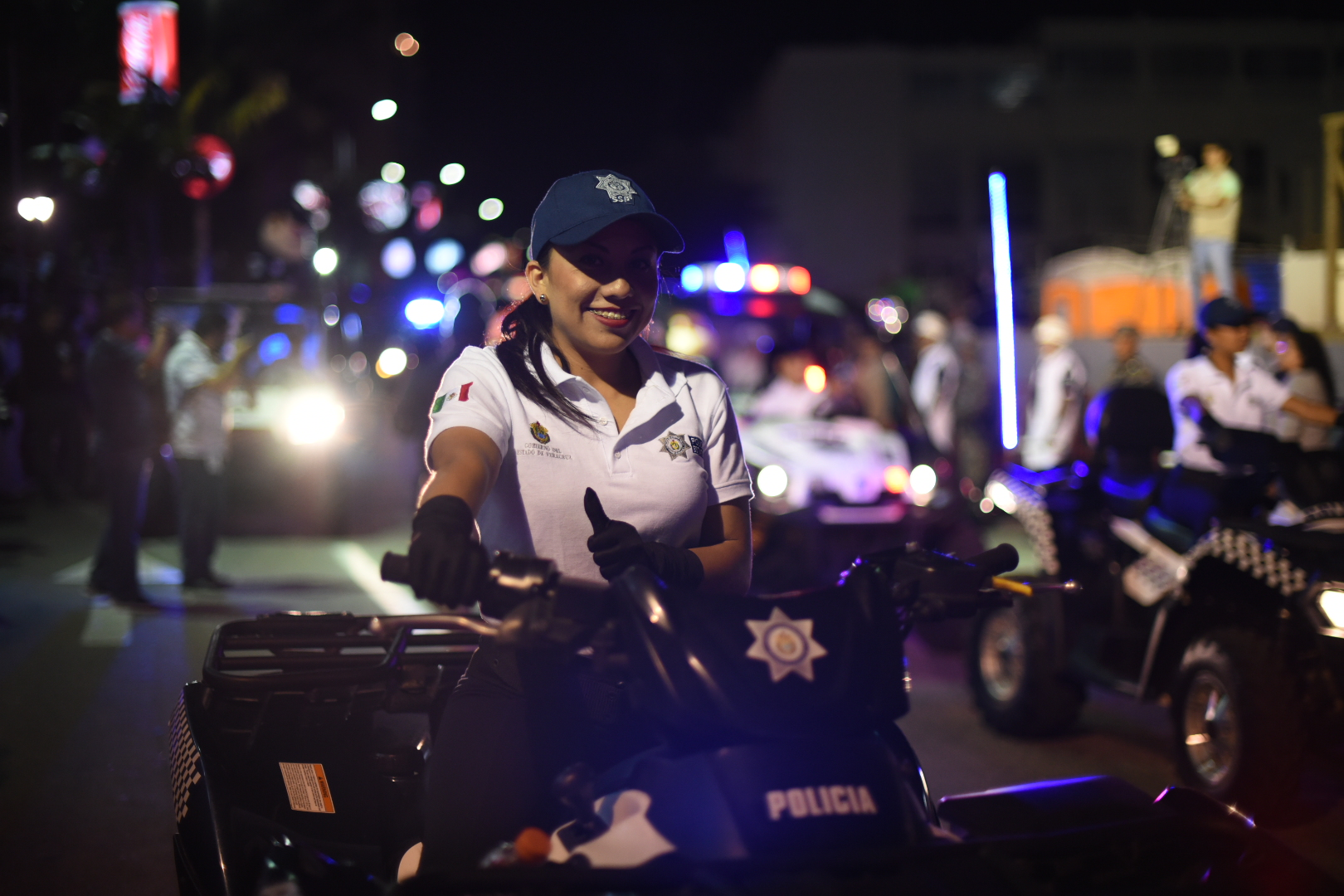 Tres mil elementos resguardarán la seguridad del carnaval