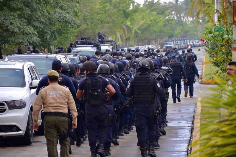 Herrera, Duarte y Silva protegían a la delincuencia: MAYL