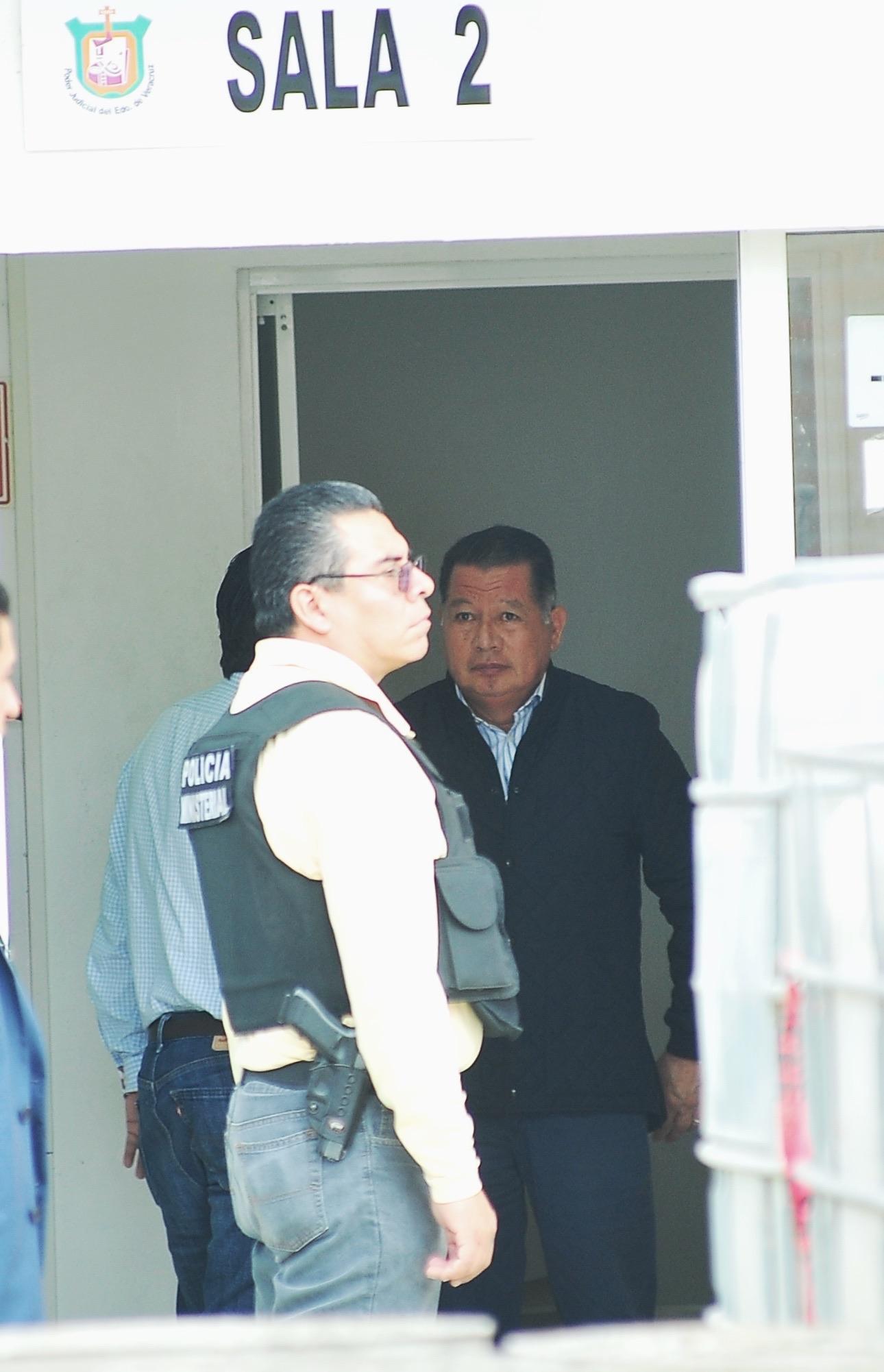 Dictan prisión preventiva de un año para Flavino Ríos Alvarado