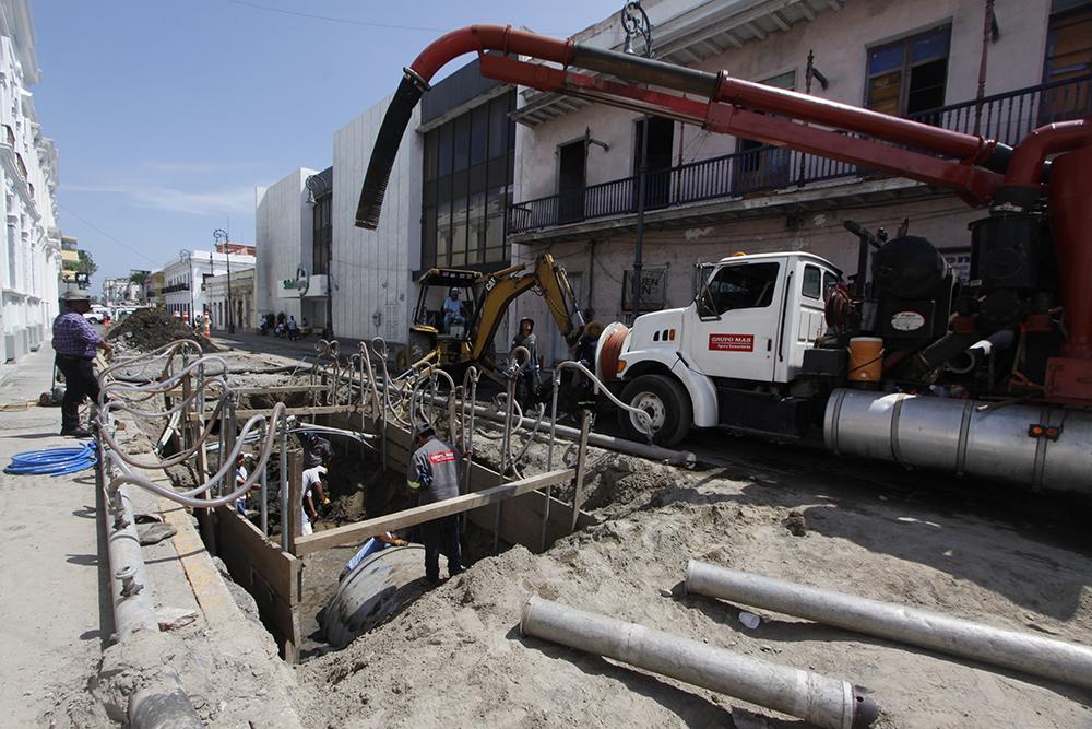 Ayuntamiento de Veracruz en aprietos por incumplimiento de Grupo MAS