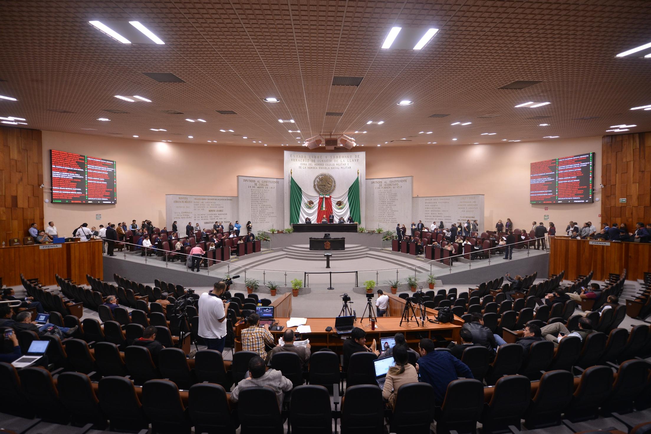 Echan atrás votación de magistrados del Tribunal de Justicia Administrativa