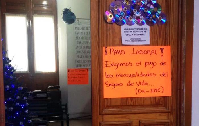 Alcalde de Coatepec dice que pagará la quincena este sábado