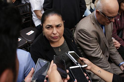 Gobierno de Hipólito está legitimado por el voto ciudadano: Sara Ladrón