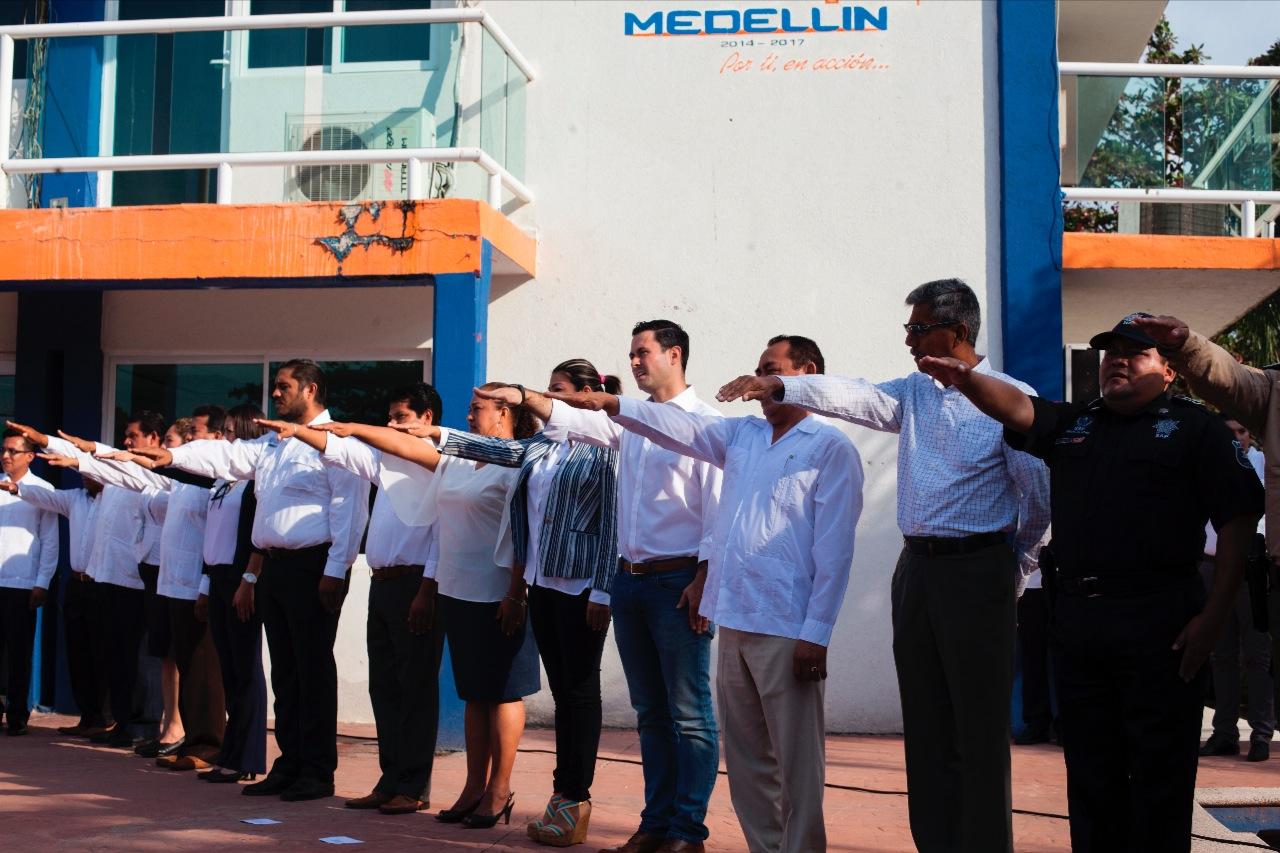 Reducirán 40% el salario de ediles en Medellín de Bravo