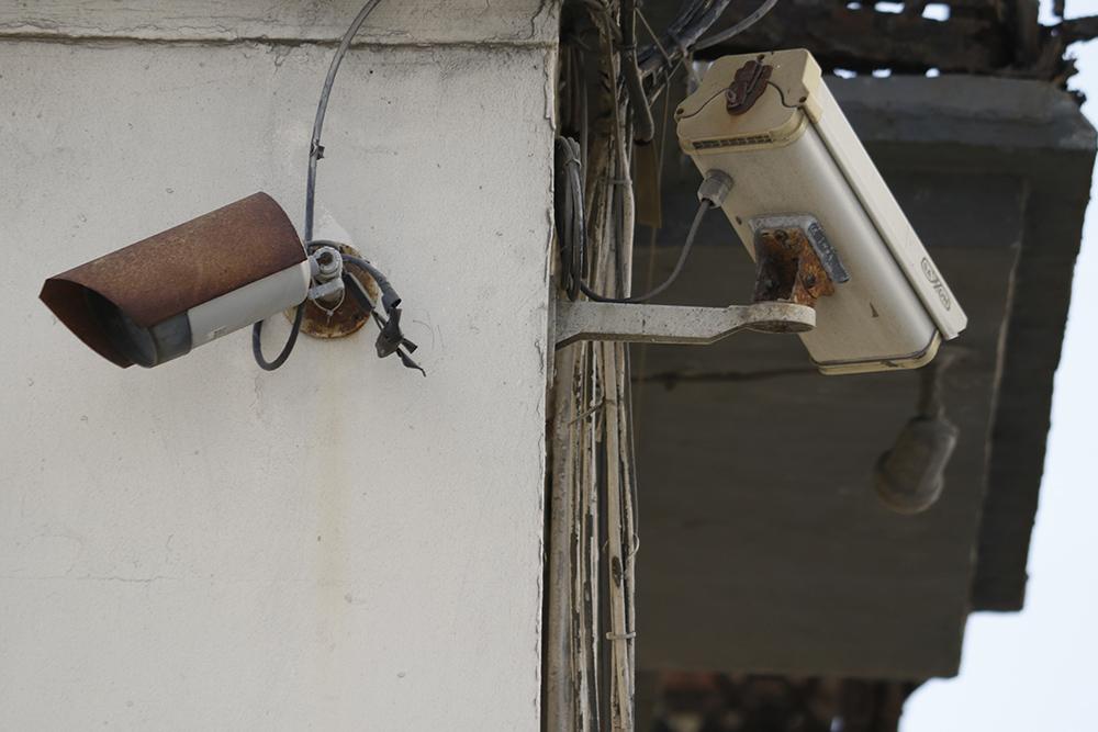 Inservibles, la mitad de las cámaras de vigilancia en Veracruz