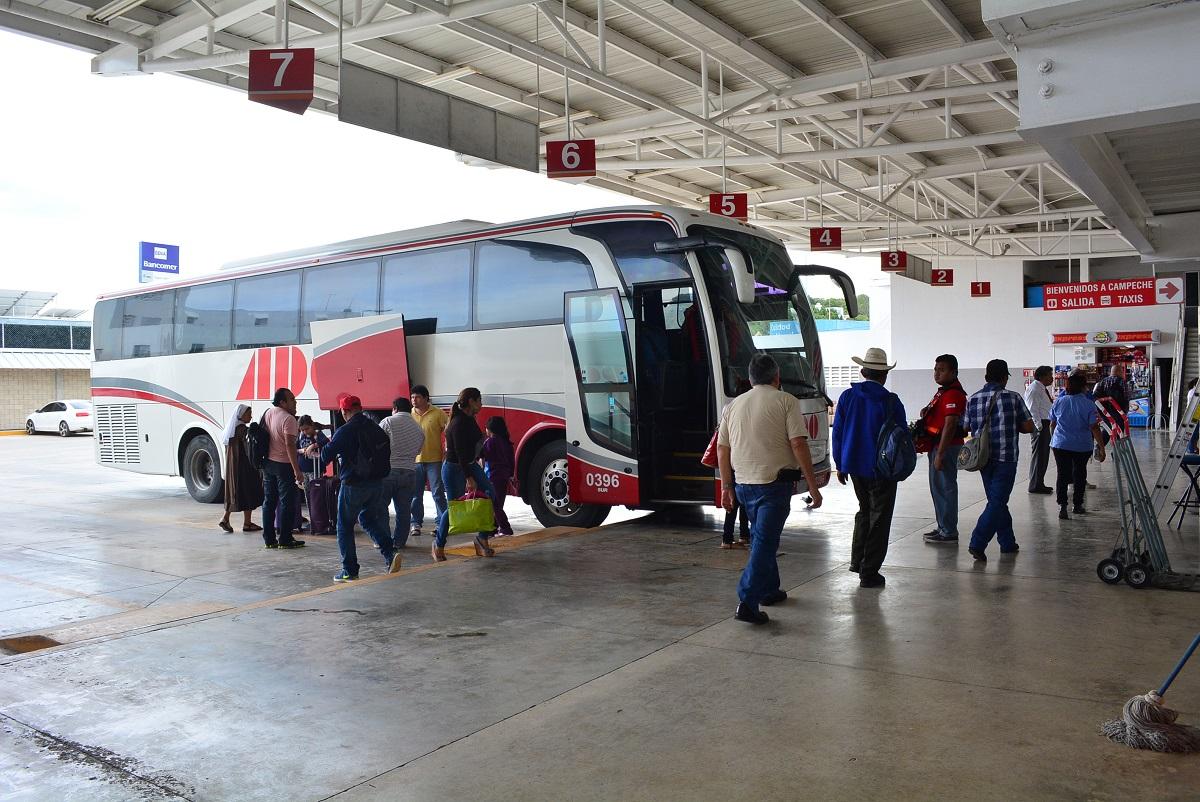 Estas son las nuevas medidas a pasajeros de ADO por contingencia migratoria