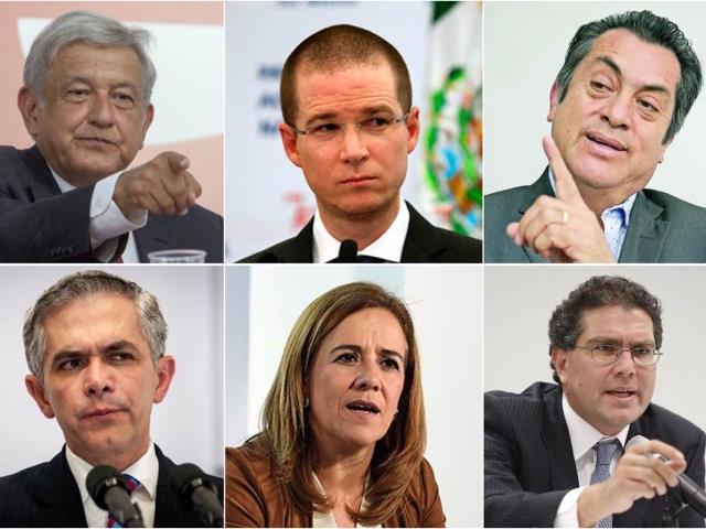 ¿Qué han dicho los presidenciables sobre José Antonio Meade?