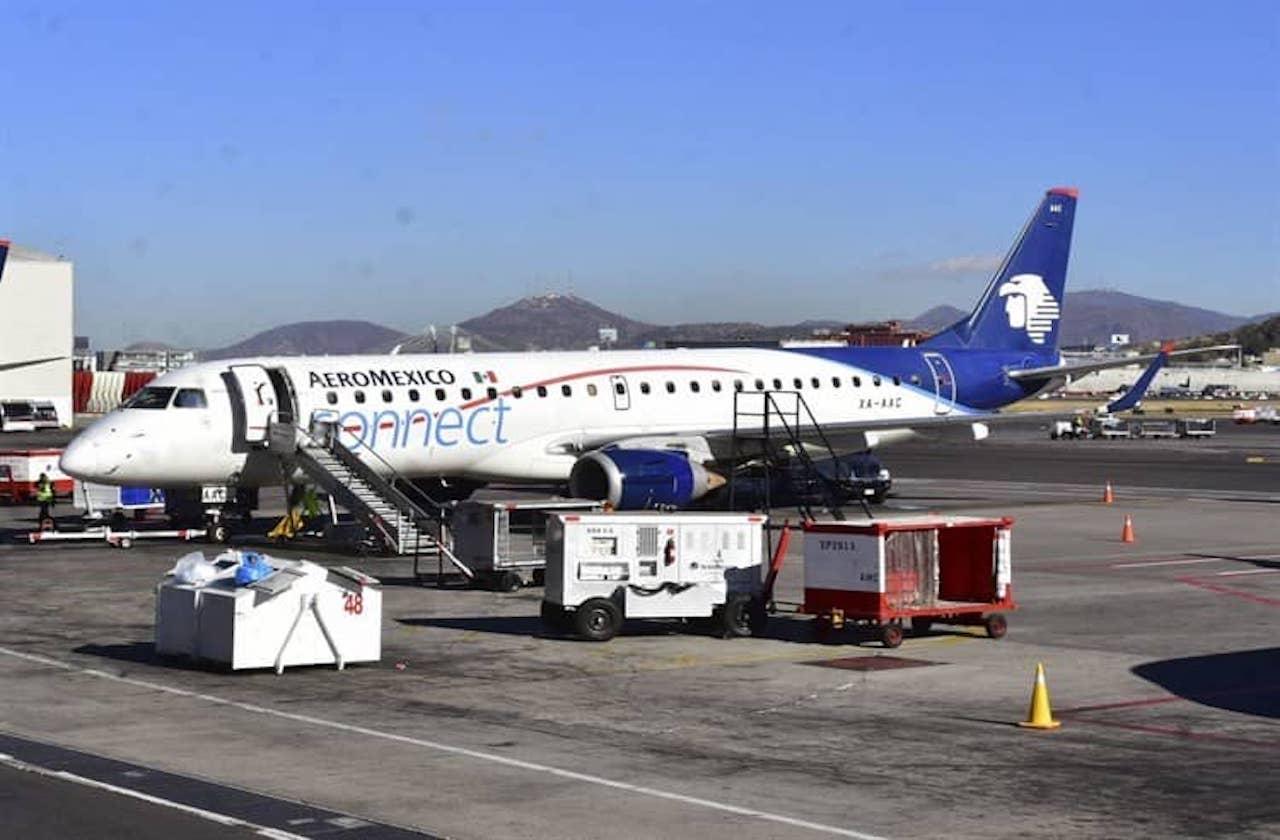 México permitirá ingreso de vuelos europeos que busquen llegar a EU