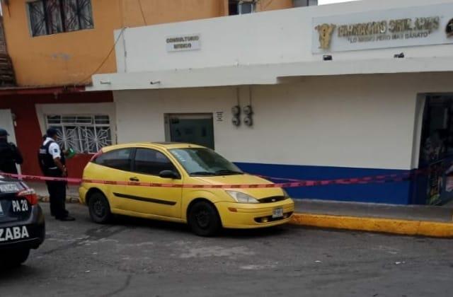 Don Moisés falleció antes de pasar a consulta médica, en Orizaba