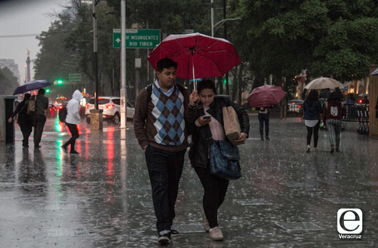 En agosto lluvias rebasarían promedio en norte de Veracruz