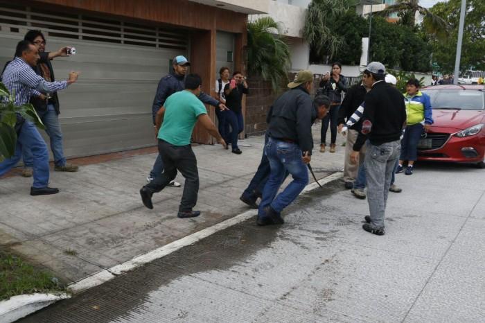 CEDH presentará queja contra SSP por agresión a reporteros
