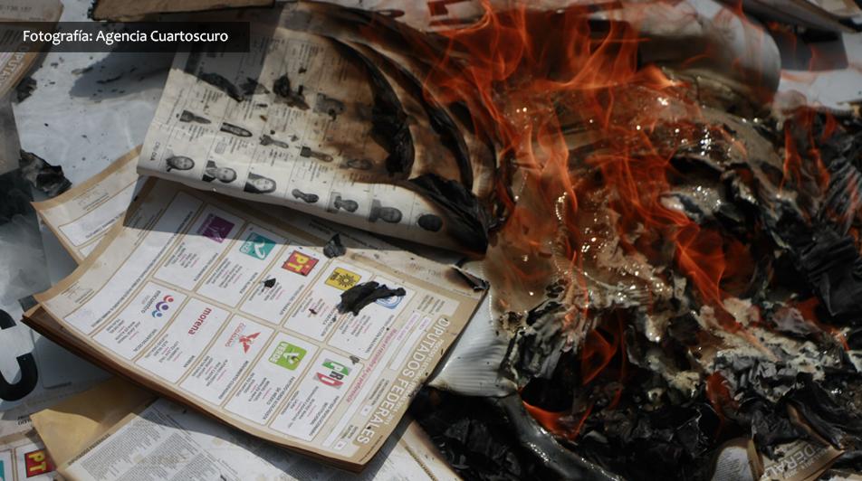 Durante jornada electoral, 27 agresiones contra la prensa