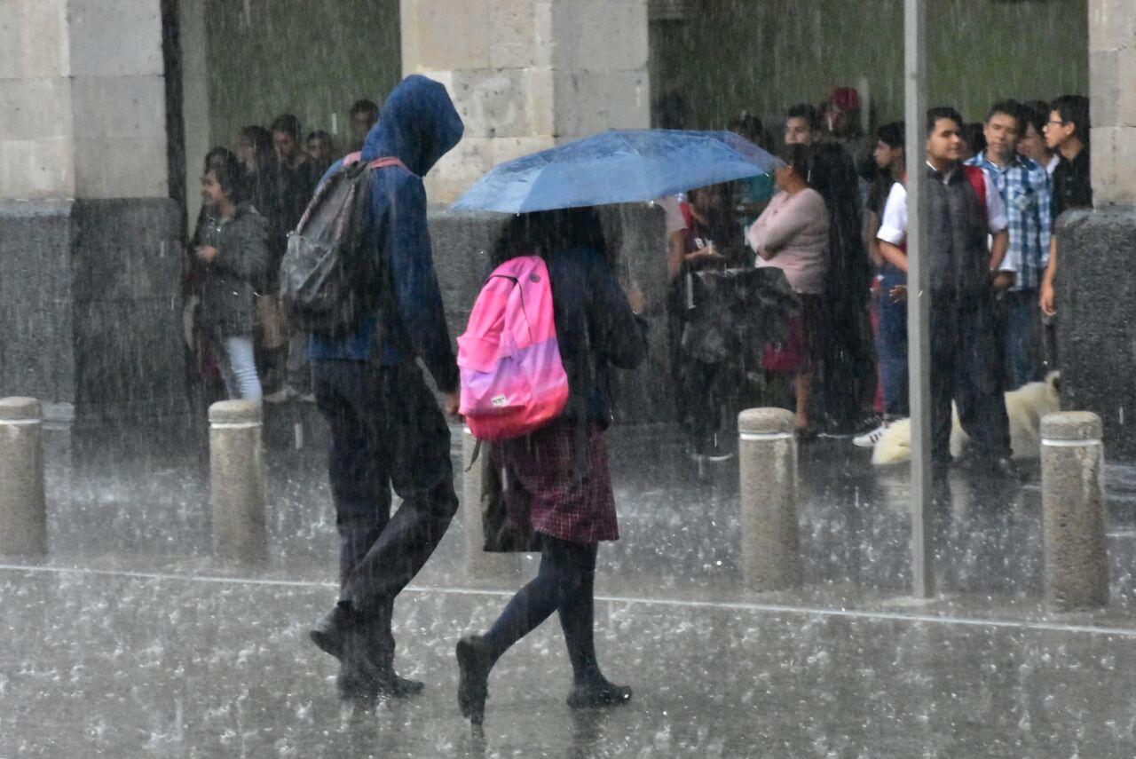 Esperan lluvias para Veracruz, Protección Civil emite Alerta Gris