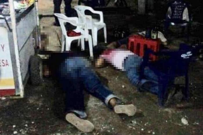 Agua Dulce: comando armado asesina a cuatro hombres
