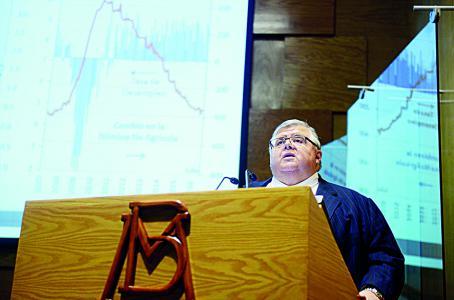 Alerta Banxico de los altos niveles de deuda pública