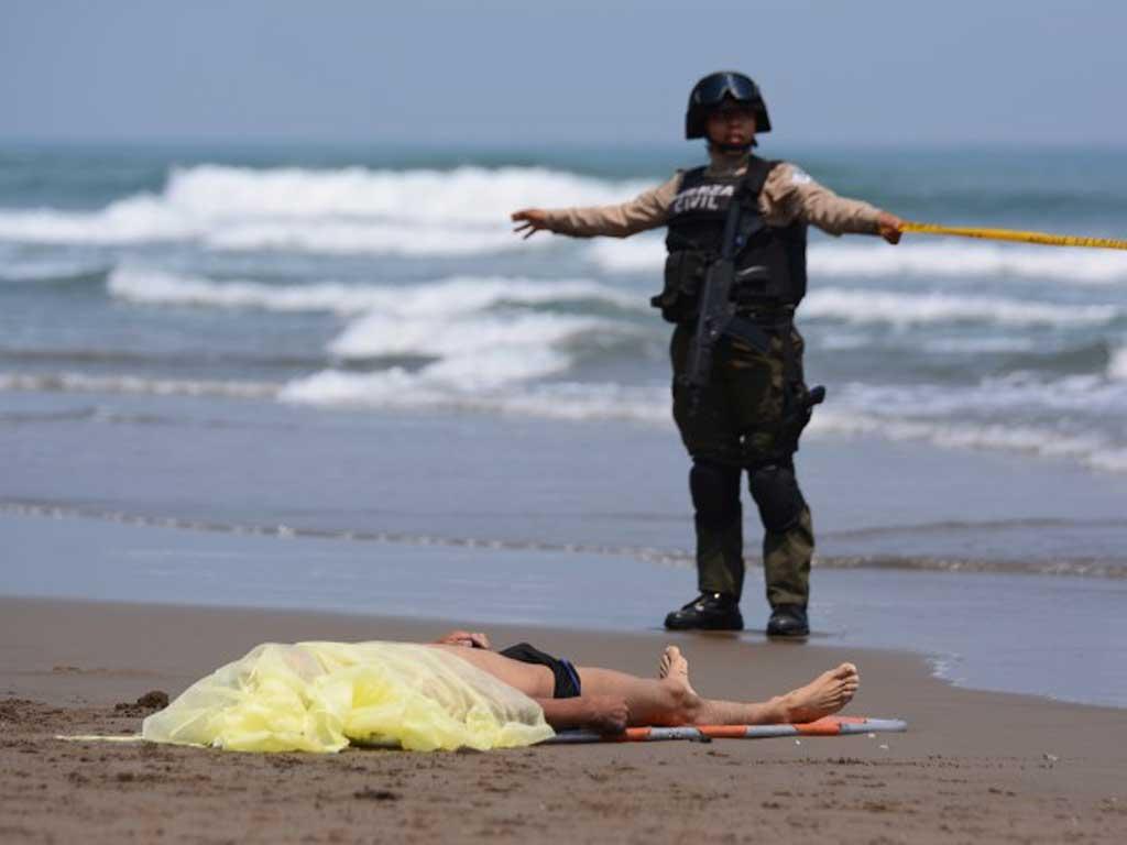 PC reporta cinco personas ahogadas en lo que va del periodo vacacional
