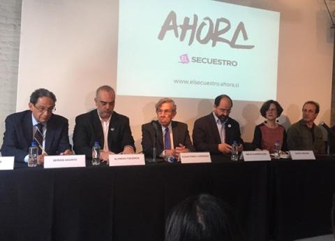 Organización AHORA pide renuncia del Consejo General del INE