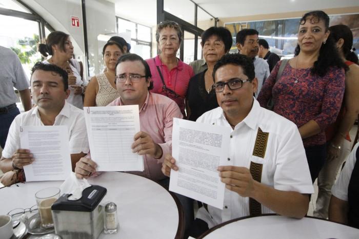 Campañas de candidatos de Fidel y Duarte, pagadas con ahorros de veracruzanos