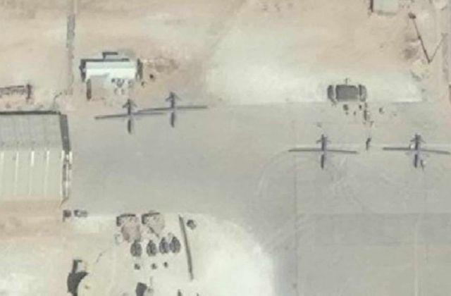 Lanzan cohetes contra base iraquí; había soldados de EU