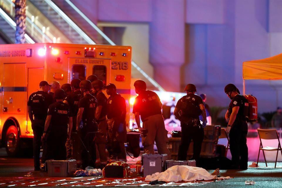 Estos son los rostros de las víctimas de la masacre en Las Vegas