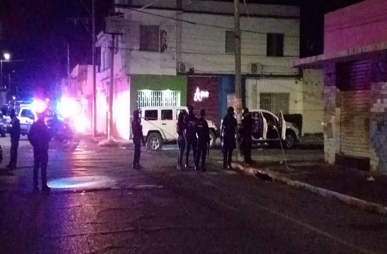 Alarma balacera en colonia Zaragoza de la ciudad de Veracruz