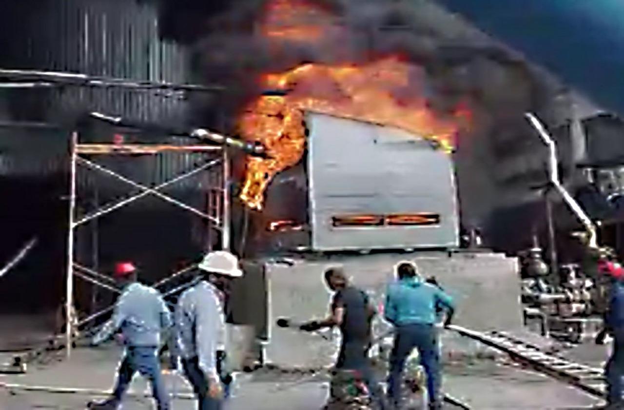 Alarma por conato de incendio en ingenio El Potrero