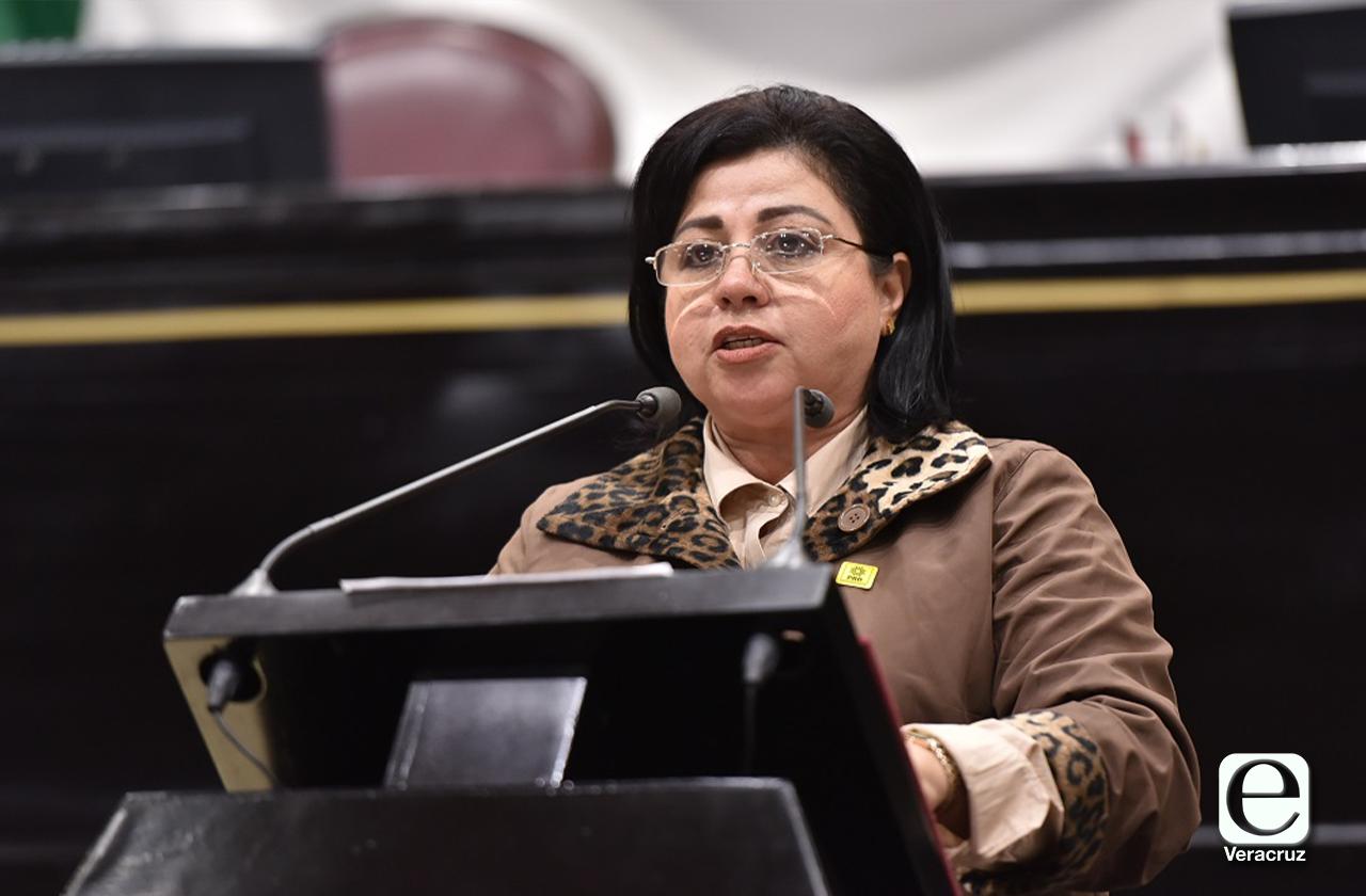 Tras avalar destitución de Winckler, diputada del PRD renuncia al partido