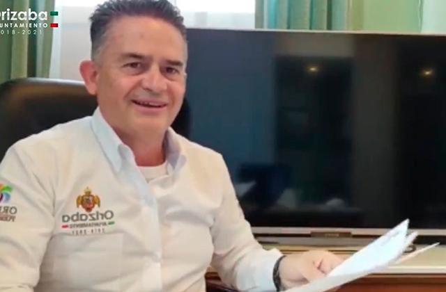 Alcalde de Orizaba ofrece 20 millones para vacunas covid