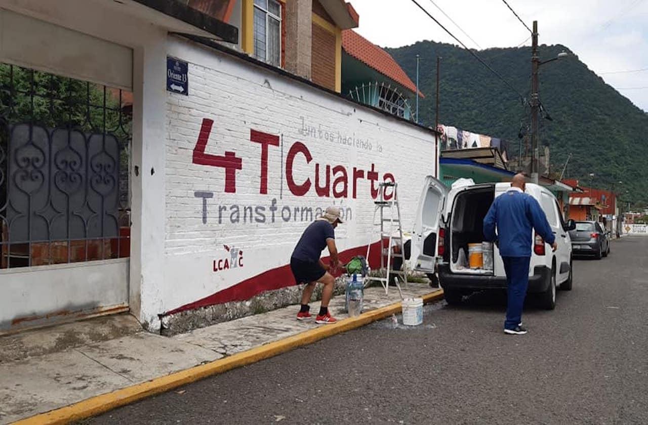 Alcalde de Orizaba se lanza contra propaganda de Morena