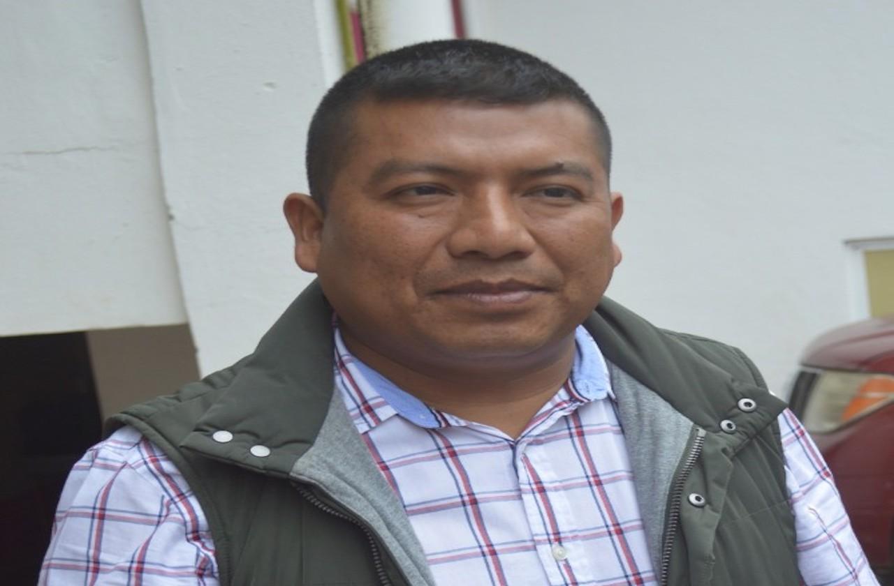 Alcalde de Soconusco sufre aparatoso accidente