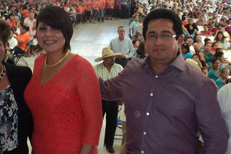 Alcaldesa y exalcalde, expareja que llevaron pleito al ayuntamiento