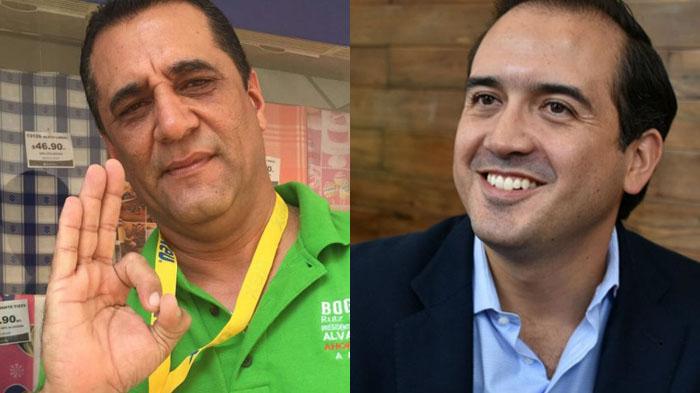 Gresca verbal entre alcaldes de Veracruz y Alvarado