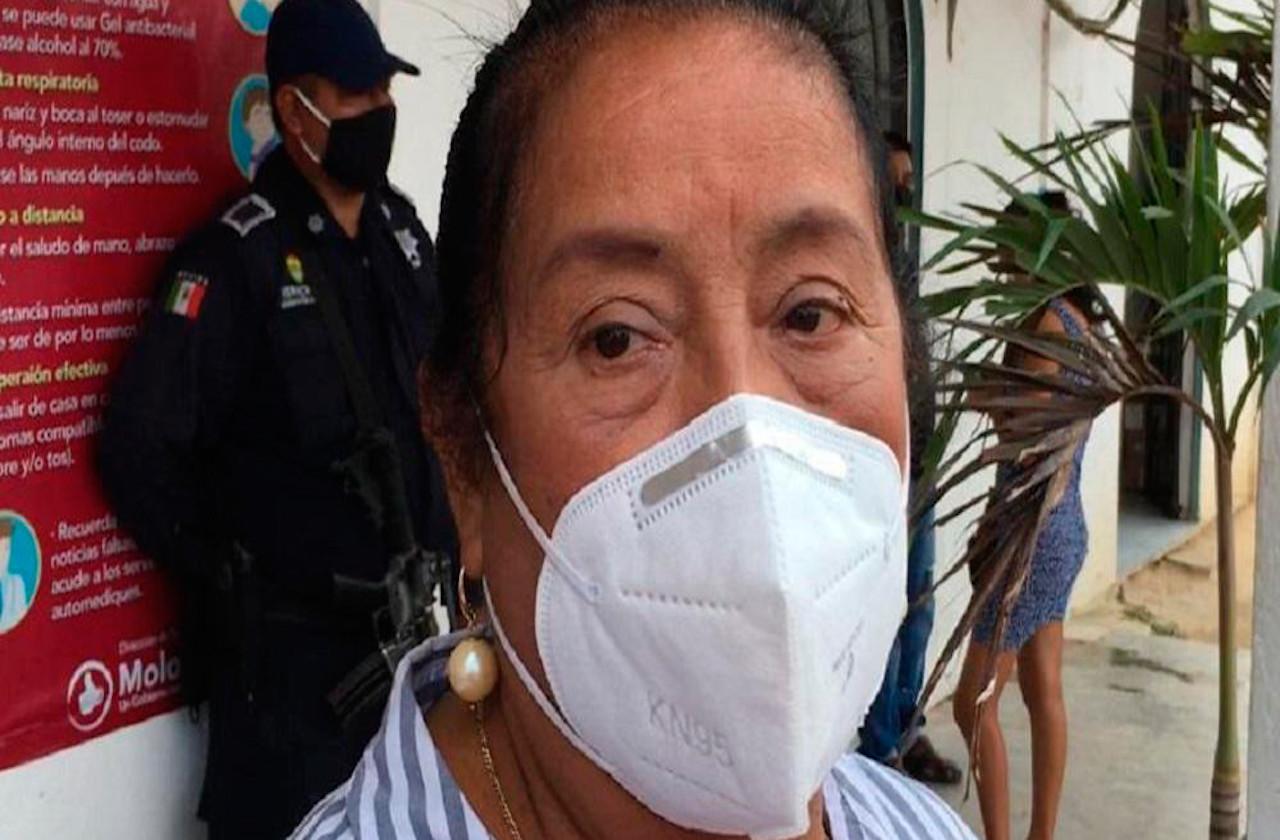 Alcaldesa de Moloacán, grave tras contraer covid