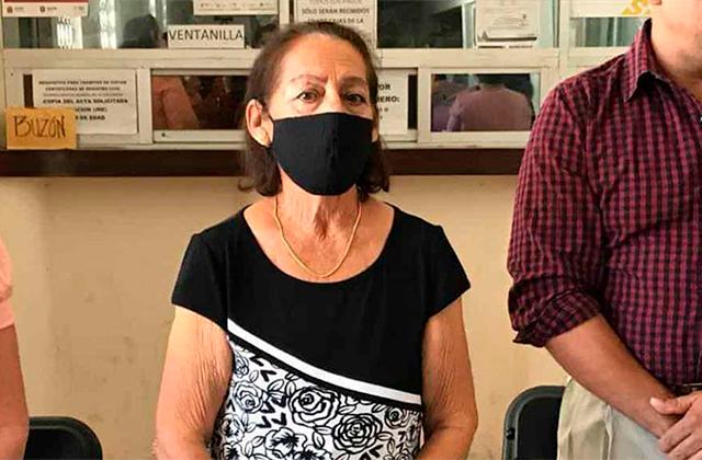 Rinde protesta Martha Montero como alcaldesa de Jamapa