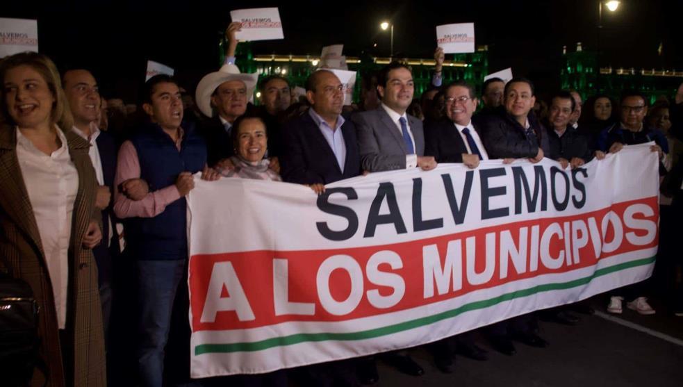 Segob convoca a alcaldes del país a mesa nacional de diálogo