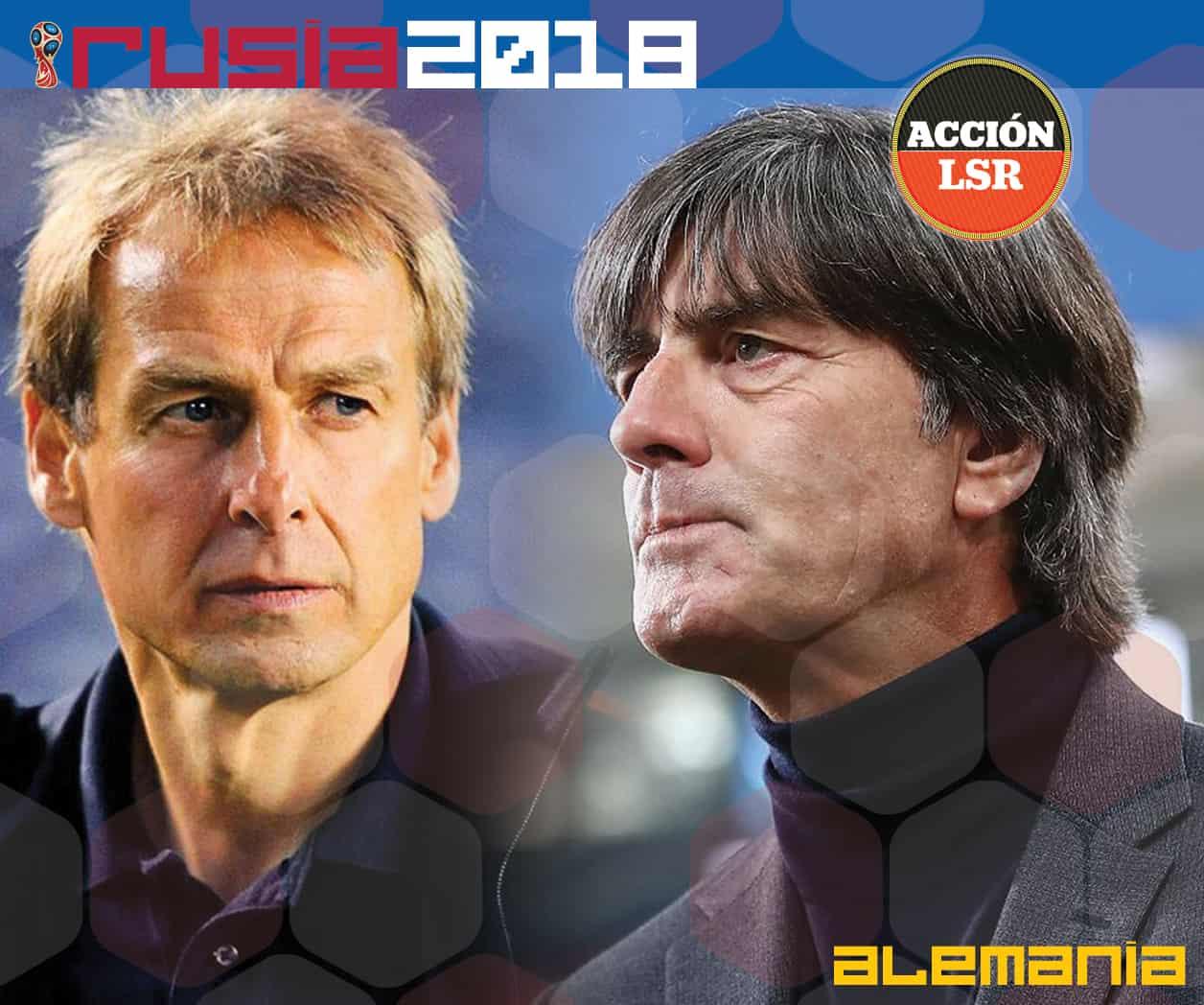 Rusia 2018: Alemania y las claves del camino al éxito