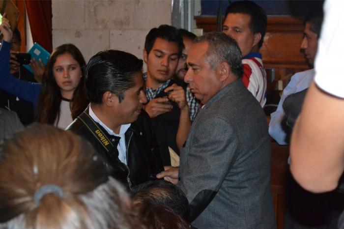 Periodistas exigen que Duarte reconozca alerta institucional