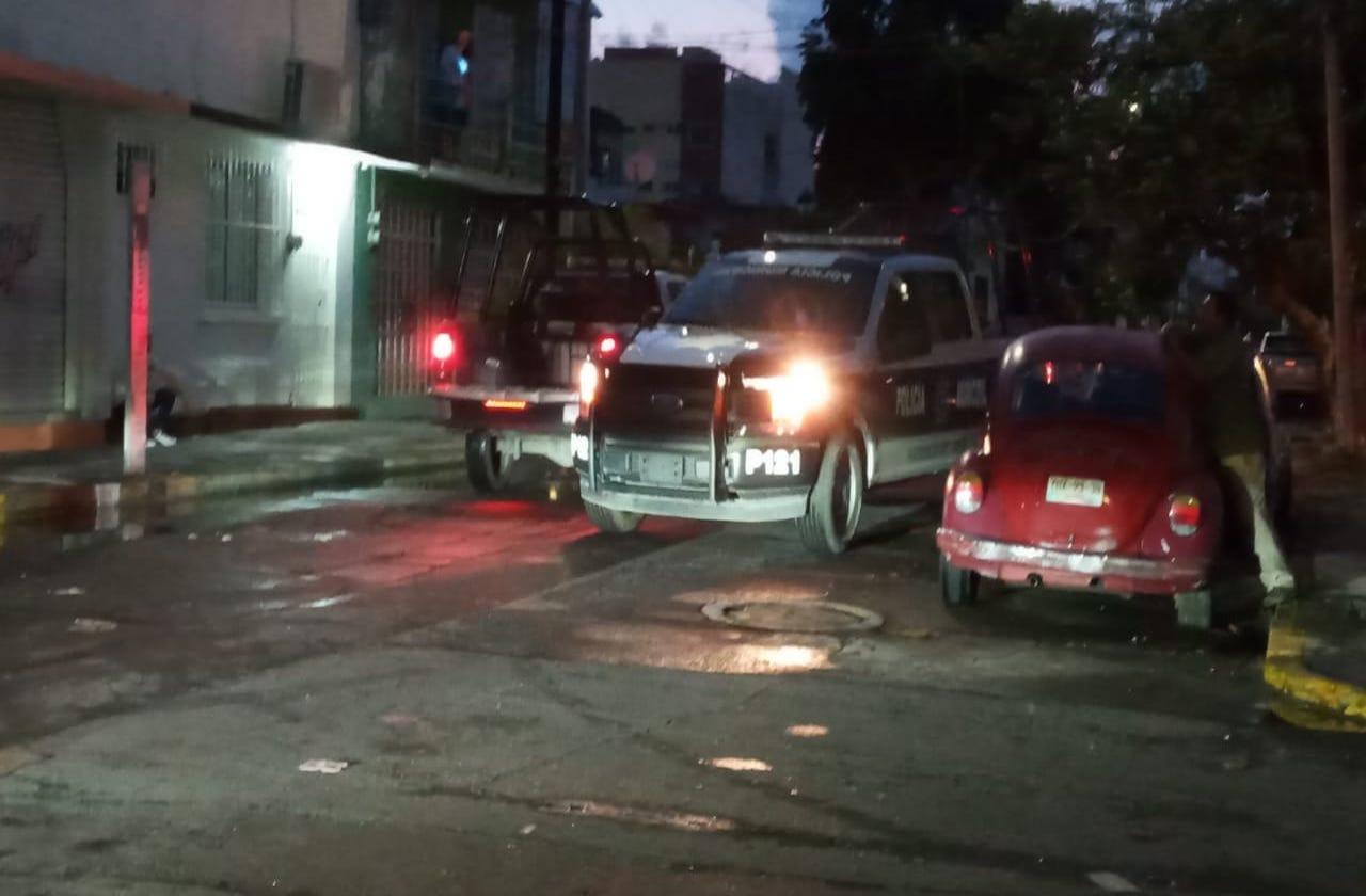 Alerta por supuesto hallazgo de granada, en Veracruz puerto