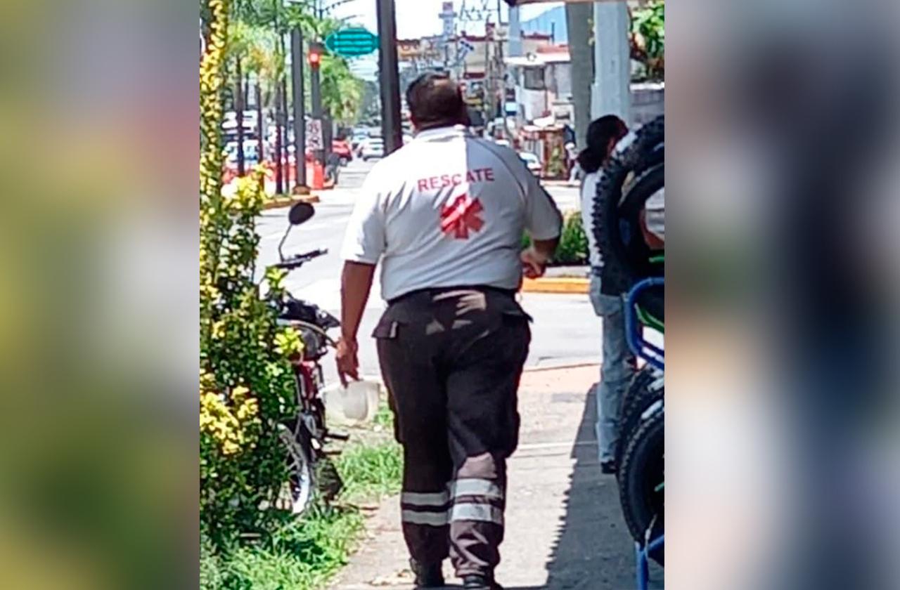 Alertan por falso bombero que pide apoyos en Córdoba