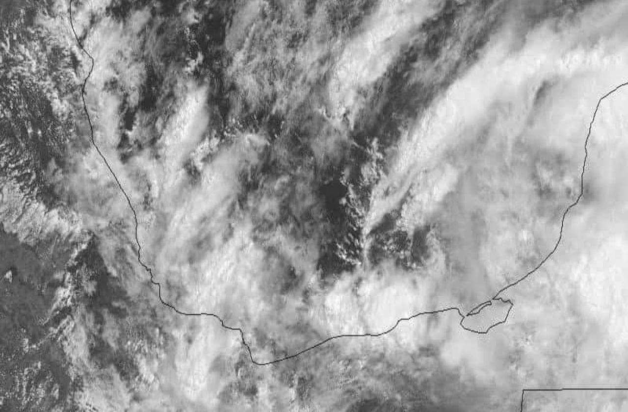 Activan Alerta Gris en Veracruz ante depresión tropical