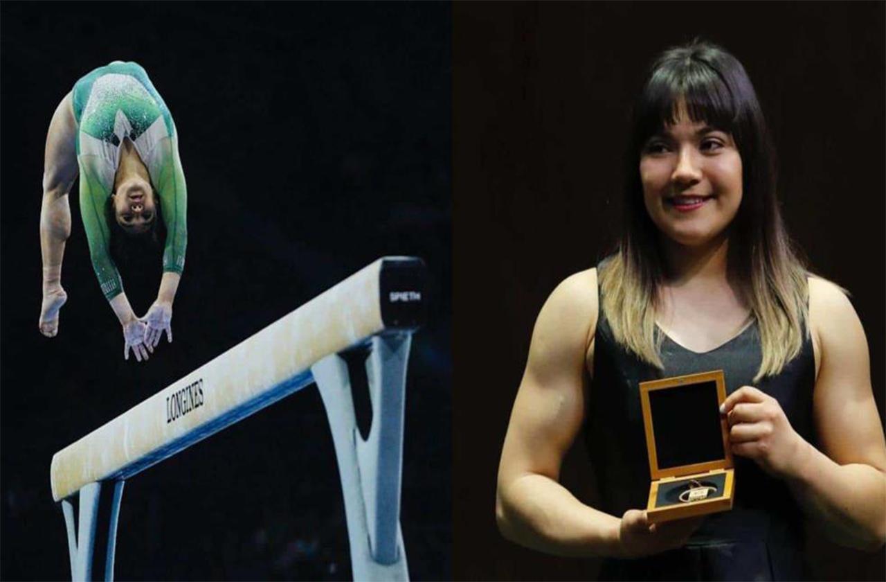 Tras agresiones, Alexa Moreno es histórica en los Olímpicos