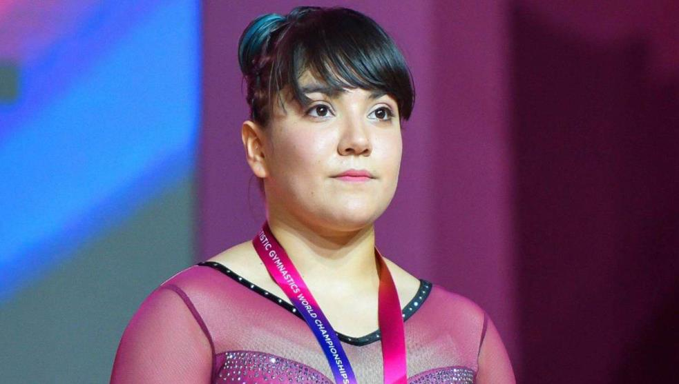 Alexa Moreno ganó bronce en Corea y enorgulleció a mexicanos