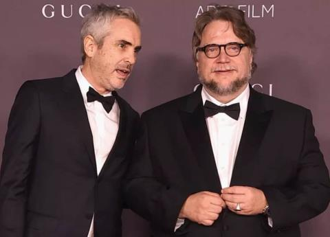 Cuarón y del Toro rechazan entrega de premios durante comerciales