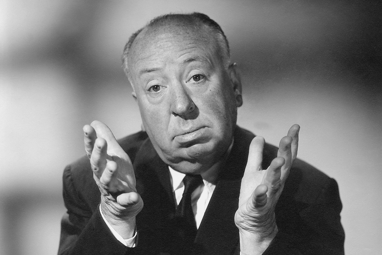Los primeros pasos del maestro del suspenso, Alfred Hitchcock